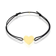 Bracelet Or Jaune Coeur - Bracelets Femme | Marc Orian