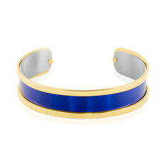 Bracelet Jonc Kayssi Acier Jaune - Bracelets jonc Femme | Marc Orian