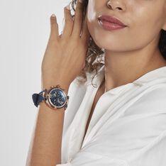 Montre Gc Cablechic Nacre Bleue - Montres Femme | Marc Orian