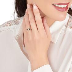Bague Daphne Or Jaune Diamant - Bagues fiançailles Femme | Marc Orian