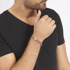 Bracelet Floryseae Acier Blanc - Bracelets Homme | Marc Orian