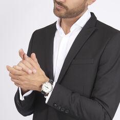 Montre Seiko Classique Kinetic Blanc - Montres classiques Homme | Marc Orian