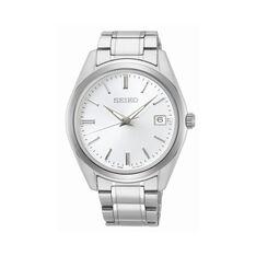 Montre Seiko Classique Blanc - Montres classiques Homme   Marc Orian