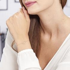 Bracelet Or Jaune - Bracelets chaînes Femme   Marc Orian