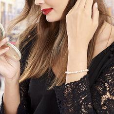 Bracelet Eilis Or Jaune Perle De Culture - Bracelets chaînes Femme   Marc Orian