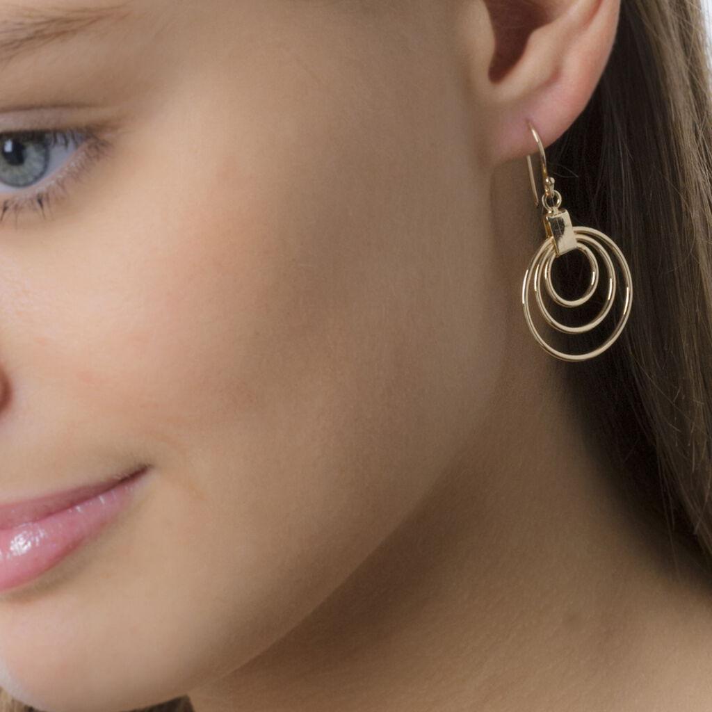 Boucles D'oreilles Plaqué Or - Boucles d'oreilles Pendantes Femme | Marc Orian