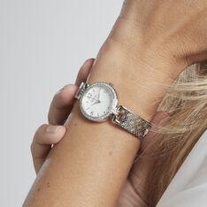 Montre Guess Mini Luxe Blanc - Montres Femme | Marc Orian