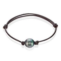 Bracelet Cordon Et Perle - Bracelets cordons Femme | Marc Orian