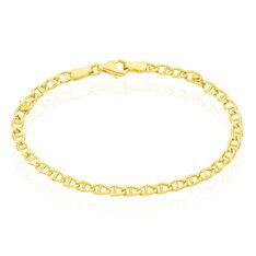 Bracelet Avi Maille Marine Or Jaune - Bracelets mailles Enfant | Marc Orian