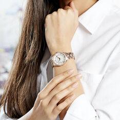 Montre Michael Kors Mini Lauryn Blanc - Montres Femme | Marc Orian