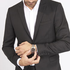 Montre Seiko Classique Gris - Montres classiques Homme | Marc Orian