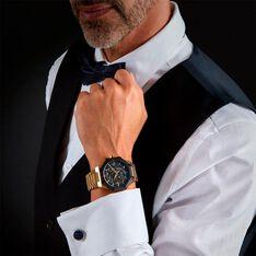 Montre Montignac M Automatique Noir - Montres automatique Homme   Marc Orian