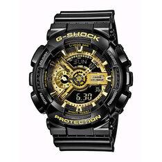 Montre Casio G-shock Gold Noir - Montres classiques Homme   Marc Orian