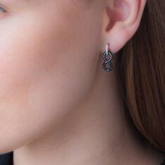 Boucles D'oreilles Argent - Boucles d'oreilles Pendantes Femme | Marc Orian