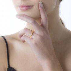 Bague Solitaire Shannel Or Jaune Diamant - Bagues Solitaire Femme   Marc Orian