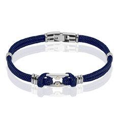 Bracelet Mariska Acier Bicolore - Bracelets cordons Homme | Marc Orian