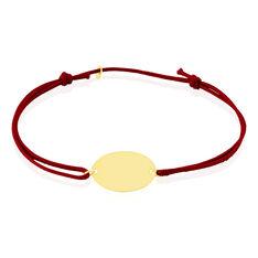 Bracelet Collection Gravable Or Jaune - Bracelets cordons Femme | Marc Orian