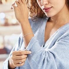 Bracelet Argent Oxyde - Bracelets chaînes Femme | Marc Orian