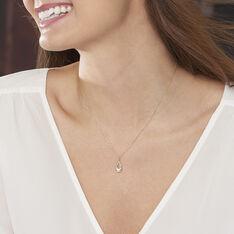 Collier Nirmala Or Jaune Diamant - Colliers Femme | Marc Orian