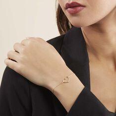 Bracelet Laila Or Jaune Diamant - Bracelets chaînes Femme | Marc Orian
