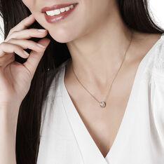 Collier Or Jaune Ruby Fleche Diamant - Sautoirs Femme | Marc Orian
