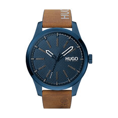 Montre Hugo Invent Bleu - Montres Homme | Marc Orian