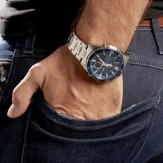 Montre Casio Edifice Bleu - Montres classiques Homme   Marc Orian