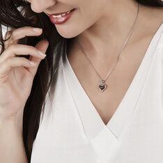 Collier Saynaae Argent Blanc Perle De Culture - Colliers Femme | Marc Orian