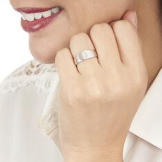 Bague Soha Or Blanc Diamant - Bagues Femme | Marc Orian