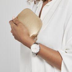 Montre Olivia Burton Painterly Prints Blanc - Montres Femme   Marc Orian