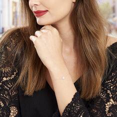 Bracelet Eryne Or Jaune - Bracelets chaînes Femme   Marc Orian