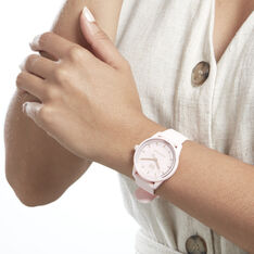 Montre Ice Watch Solar Power Rose - Montres Femme | Marc Orian