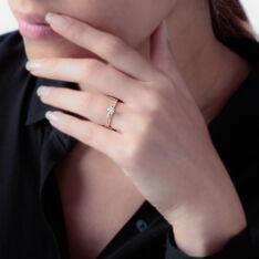 Bague Harem Or Jaune Oxyde De Zirconium - Bagues Solitaire Femme | Marc Orian