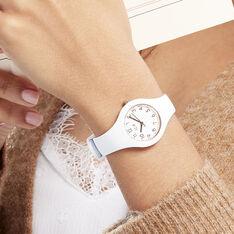Montre Ice Watch Glam Blanc - Montres classiques Femme   Marc Orian