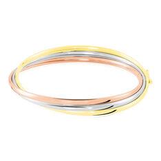 Bracelet Jonc 3 Or - Bracelets jonc Femme | Marc Orian