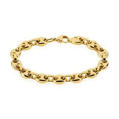 Bracelet Phebus Him Classique Acier Jaune - Bracelets Homme | Marc Orian