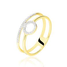 Bague Maude Or Jaune Diamant - Bagues Femme | Marc Orian