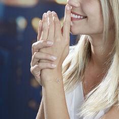 Bracelet Aryanne Or Jaune Diamant - Bracelets chaînes Femme   Marc Orian