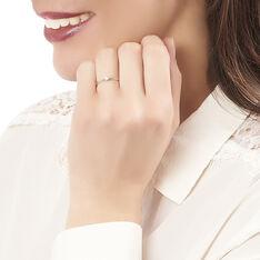 Solitaire Or Blanc Et Diamant - Bagues Solitaire Femme | Marc Orian