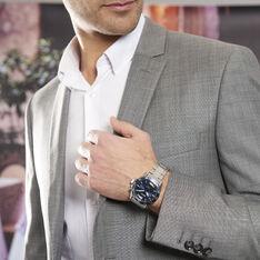 Montre Seiko Sport Bleu - Montres classiques Homme | Marc Orian