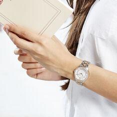 Montre Michael Kors Lauryn Blanc - Montres Femme | Marc Orian