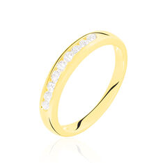 Alliance Giulia Or Jaune Diamant - Alliances Femme | Marc Orian