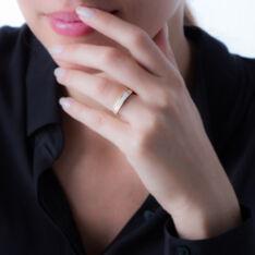 Bague Serafina Or Jaune Diamant - Bagues Femme | Marc Orian
