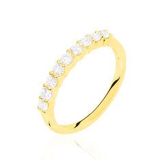 Alliance Eloise Or Jaune Diamant - Alliances Femme | Marc Orian