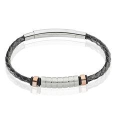 Bracelet Ernest Acier Bicolore - Bracelets Homme | Marc Orian