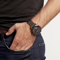Montre Fossil Automatic Noir - Montres automatique Homme   Marc Orian