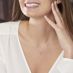Collier Marina Ea Or Jaune Diamant - Sautoirs Femme | Marc Orian
