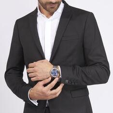 Montre Emporio Armani Renato Bleu - Montres Homme | Marc Orian