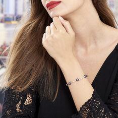 Bracelet Potatoes Argent Blanc Perle De Culture - Bracelets chaînes Femme | Marc Orian