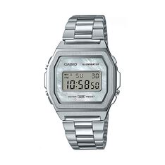 Montre Casio Collection Vintage Iconic Gris - Montres Famille | Marc Orian